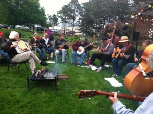 Community Jam Session at Rural Arts & Culture Summit
